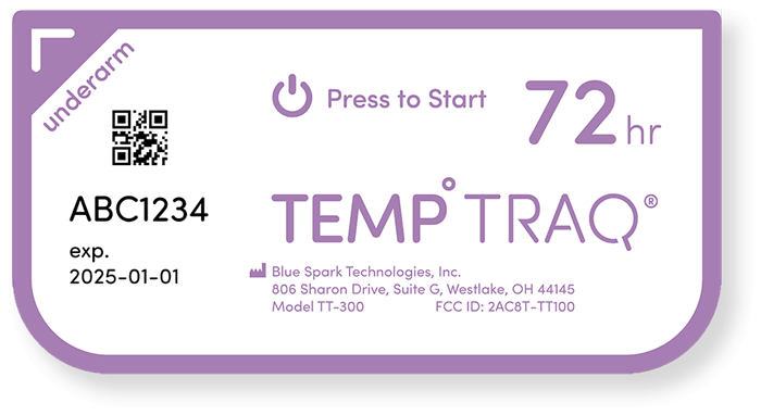 TempTraq Patch